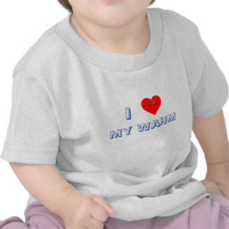 I heart My WAHM youth tee