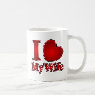 I HEART my WIFE Coffee Mug