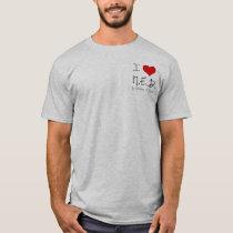 "I ""Heart"" N.E.D. - General Cancer T-Shirt"