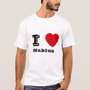 I heart Nablus T-Shirt