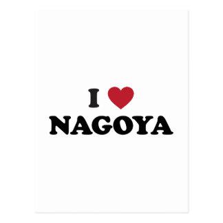 I Heart Nagoya Japan Postcard