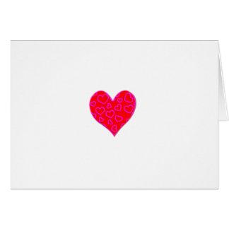 I Heart Name Greeting Card