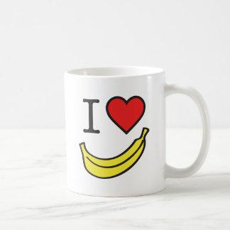 I HEART NANNA CLASSIC WHITE COFFEE MUG