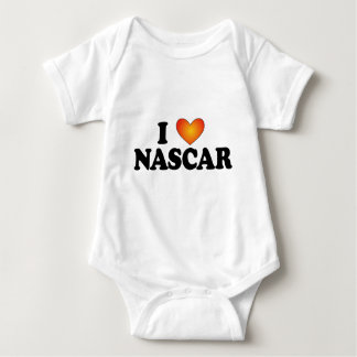 I (heart) NASCAR - Lite Mult-Products Baby Bodysuit