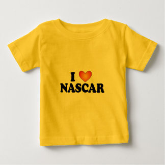 I (heart) NASCAR - Lite Mult-Products Baby T-Shirt