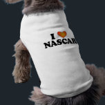 """I (heart) NASCAR Shirt<br><div class=""""desc"""">Here&#39;s a cute sweater for your dog that speaks to who you are. Catch someone&#39;s eye and begin a conversation.</div>"""