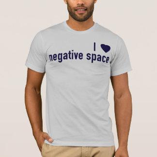 I Heart Negative Space Shirts