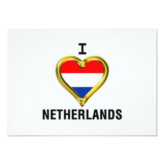 I HEART NETHERLANDS CARD