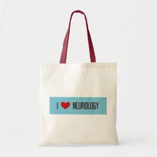 I Heart Neurology Tote Bag