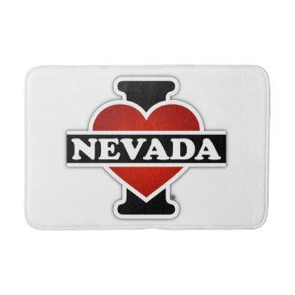 I Heart Nevada Bath Mat