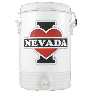 I Heart Nevada Beverage Cooler
