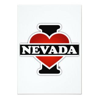I Heart Nevada Card