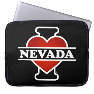I Heart Nevada Computer Sleeve