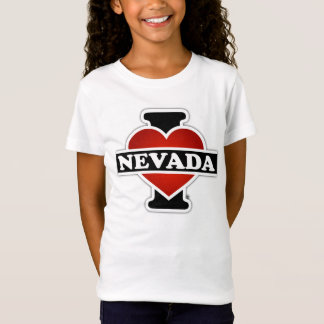 I Heart Nevada T-Shirt