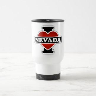 I Heart Nevada Travel Mug