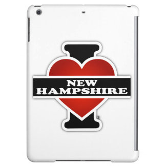 I Heart New Hampshire Cover For iPad Air