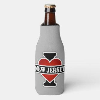 I Heart New Jersey Bottle Cooler