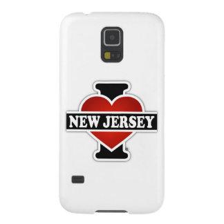 I Heart New Jersey Galaxy S5 Case