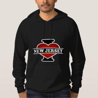 I Heart New Jersey Hoody