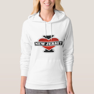 I Heart New Jersey Pullover