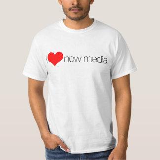 i heart new media T-Shirt