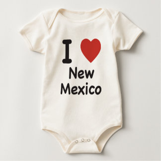 I Heart New Mexico - Baby T-shirt