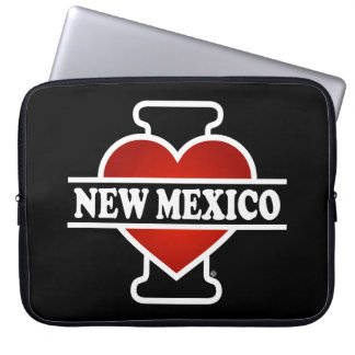 I Heart New Mexico Computer Sleeve