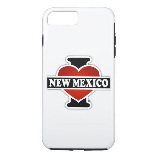 I Heart New Mexico iPhone 7 Plus Case