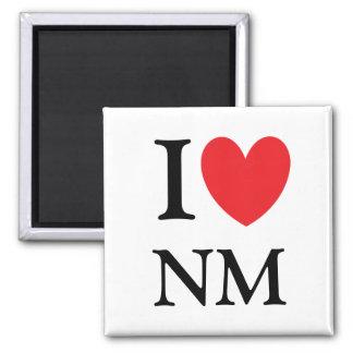 I Heart New Mexico Magnet