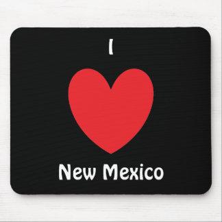 I Heart New Mexico Mousepad