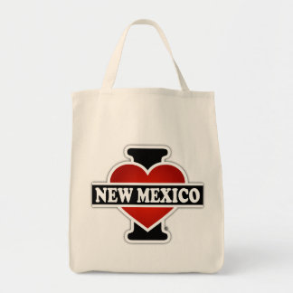 I Heart New Mexico Tote Bag