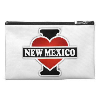 I Heart New Mexico Travel Accessories Bag