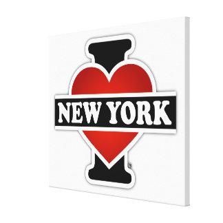 I Heart New York Canvas Print