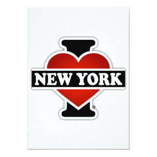 I Heart New York Card