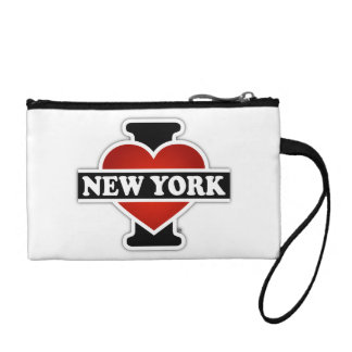 I Heart New York Change Purse