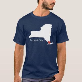 I Heart New York - Customizable City T-Shirt