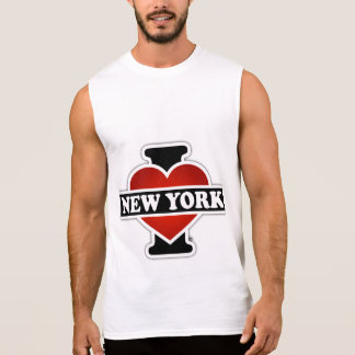 I Heart New York Sleeveless T-shirt