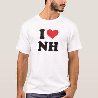 I Heart NH - New Hampshire T-Shirt