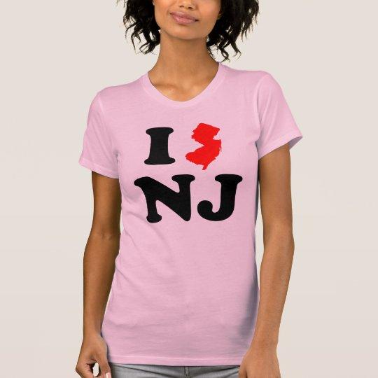 I Heart NJ T-Shirt
