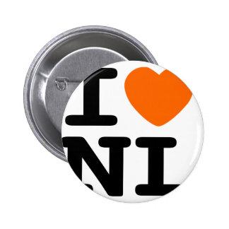 I heart NL Pins