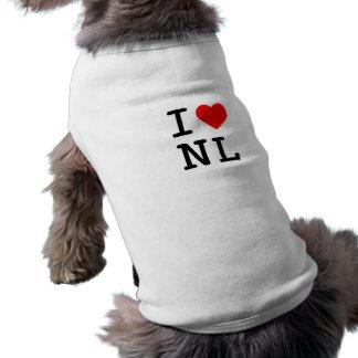 i heart NL T-Shirt