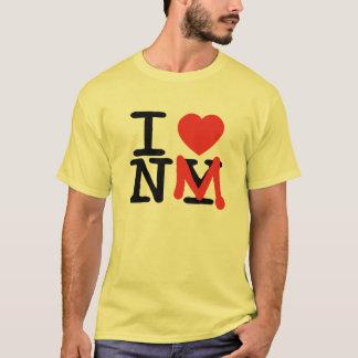 I heart NM Yellow T-Shirt