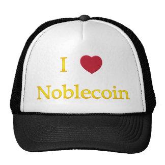 I Heart Noblecoin Trucker Hat