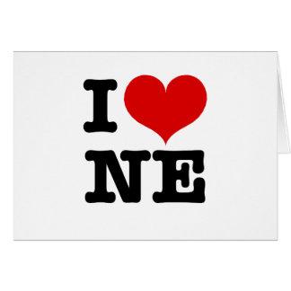 I Heart Northeast Minneapolis! Greeting Card