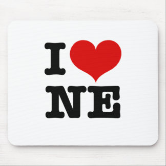 I Heart Northeast Minneapolis! Mouse Pad