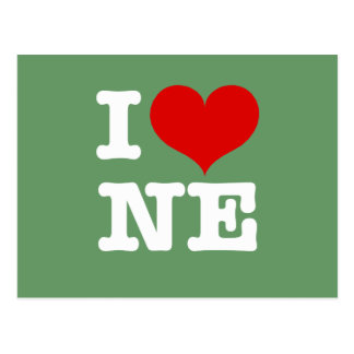 I Heart Northeast Minneapolis! Postcard