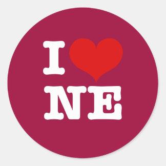 I Heart Northeast Minneapolis! Sticker