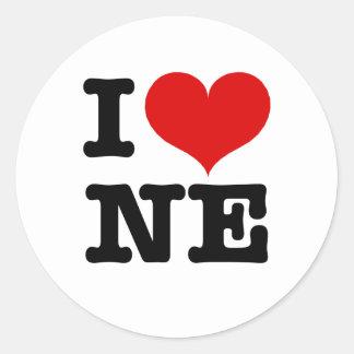 I Heart Northeast Minneapolis! Stickers
