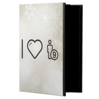 I Heart Number Nines Cover For iPad Air