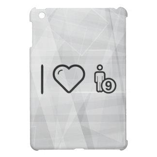 I Heart Number Nines iPad Mini Case